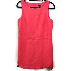 Ann Taylor Coral Career Dress Size 6